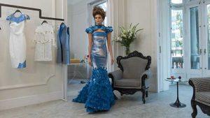 """intel butterfly dress 2 13 04 16 300x169 - Intel Butterfly Dress: abito di alta moda """"smart"""""""