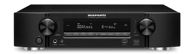 marantz nr1607 2 29 04 2016 - Marantz NR1607: sintoampli slim 7.2 con Dolby Atmos