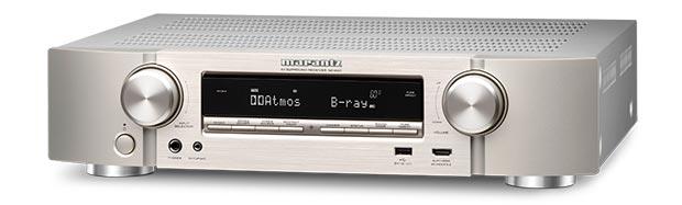 marantz nr1607 3 29 04 2016 - Marantz NR1607: sintoampli slim 7.2 con Dolby Atmos