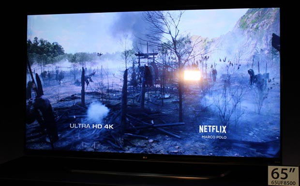 netflix hdr 2 11 04 2016 - Netflix: al via lo streaming in HDR con Marco Polo
