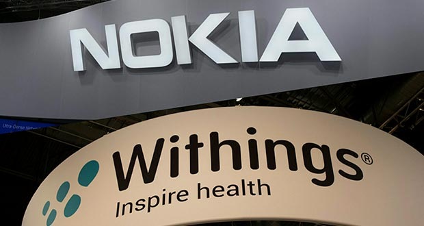 nokia withings 26 04 2016 - Nokia acquisirà Withings per 170 milioni di Euro