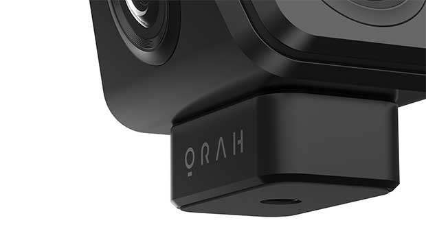 orah 4i 2 08 04 16 - Orah 4i: videocamera VR 4K per lo streaming Live a 360°