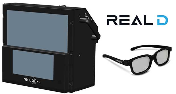 reald xl evi 05 04 16 - RealD XL Cinema e Precision White Screen per 3D più luminoso