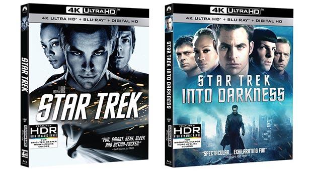 star trek uhd bluray 05 04 2016 - Ghostbusters e Star Trek: quattro nuovi titoli su Ultra HD Blu-ray