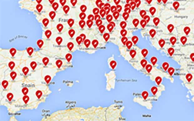 tesla 1 11 04 16 - Tesla: colonnine Supercharger in tutta Italia entro la fine del 2016