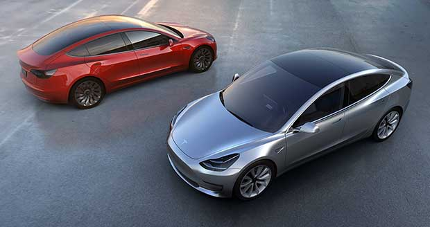 tesla model3 1 01 04 16 - Tesla Model 3: quasi 280.000 ordini in 3 giorni!