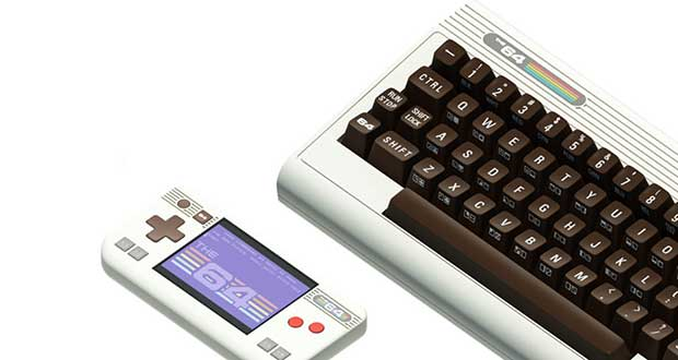the64 evi 18 04 16 - The 64: il ritorno del Commodore 64 con HDMI e USB