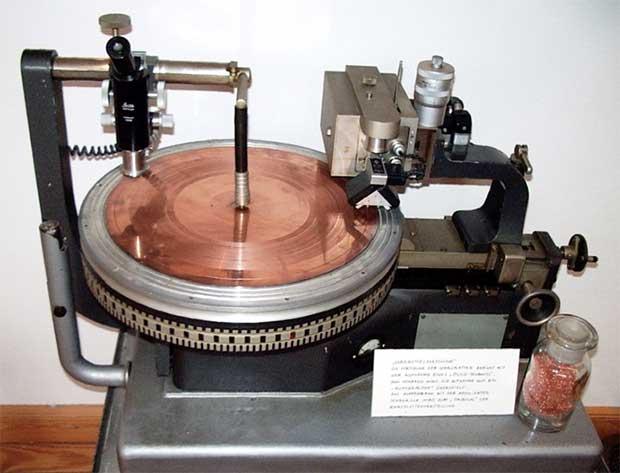 vinile 1 04 04 16 - HD Vinyl: gli LP del futuro grazie alla stampa in 3D