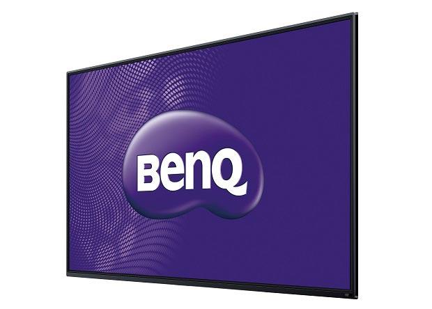 """benq ST550K 2 11 05 2016 - BenQ ST550K: monitor 4K IPS da 55"""""""