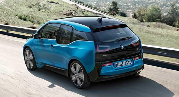 bmw i3 2 03 05 16 - BMW i3 94Ah: compatta elettrica con nuova batteria da 300 km
