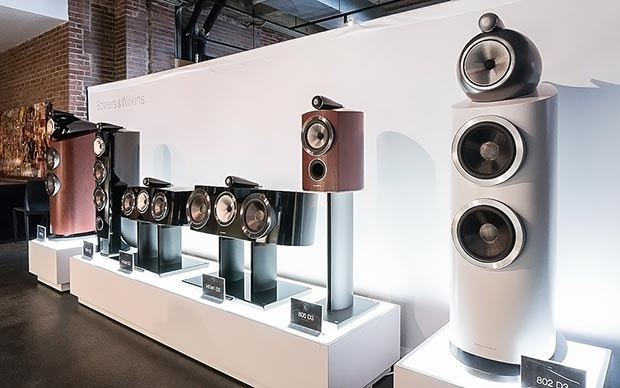 bw 03 05 2016 - Bowers & Wilkins acquisita da una start-up californiana