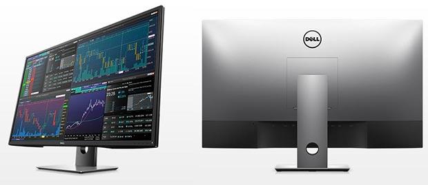 """dell P4317Q 2 24 05 2016 - Dell P4317Q: monitor LCD 43"""" IPS Ultra HD"""