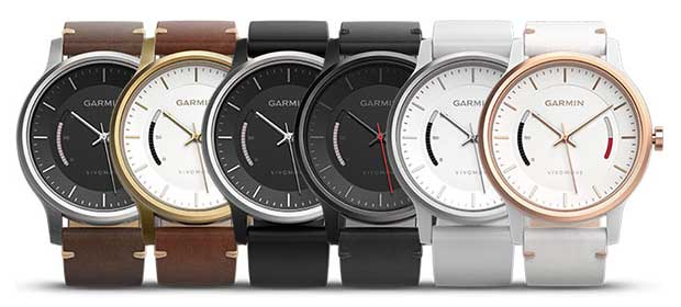 garmin vivomove 1 05 05 16 - Garmin Vivomove: orologio analogico con fitness tracking