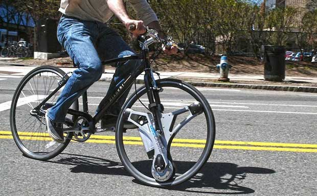 geoorbital wheel 1 03 05 16 - GeoOrbital Wheel: ruota elettrica per qualsiasi bici