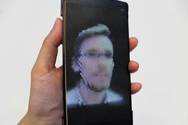 holoflex 2 09 05 2016 - HoloFlex: smartphone olografico flessibile