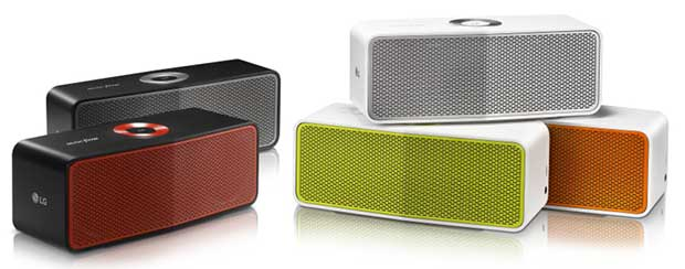 lg p5 1 09 05 16 - LG P5: speaker Bluetooth portatile e Music Flow