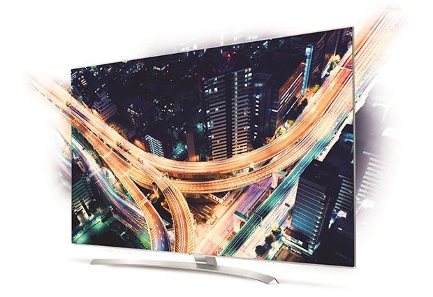 lg super uhd tv 19 05 2016 - LG UH950V, UH850V e UH770V: i prezzi italiani degli LCD top