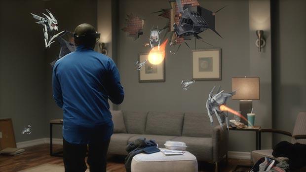microsoft hololens 03 05 2016 - Microsoft Hololens: le specifiche del visore per la realtà aumentata