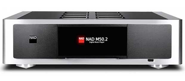 nad masterseries 1 10 05 16 - NAD M32 e M50.2: ampli e pre-ampli digitali e modulari