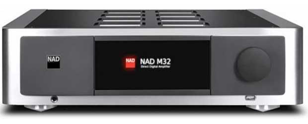 nad masterseries 2 10 05 16 - NAD M32 e M50.2: ampli e pre-ampli digitali e modulari