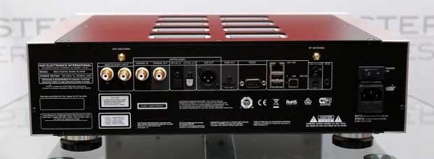 nad masterseries 4 10 05 16 - NAD M32 e M50.2: ampli e pre-ampli digitali e modulari