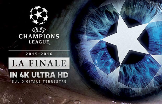premium sport 4k 17 05 2016 - Premium Sport 4K: canale UHD per la Champions League