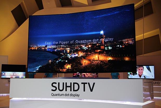 samsung qled 01 06 2016 - Samsung: niente TV OLED, il futuro è QLED?