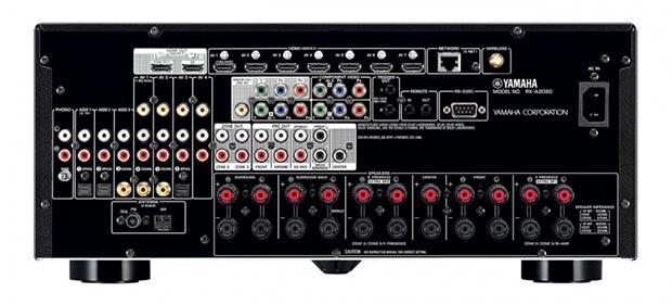 yamaha rxa2060r 17 05 2016 - Yamaha Aventage RX-A60: sintoampli 7.2 e 9.2 con Dolby Atmos e DTS:X