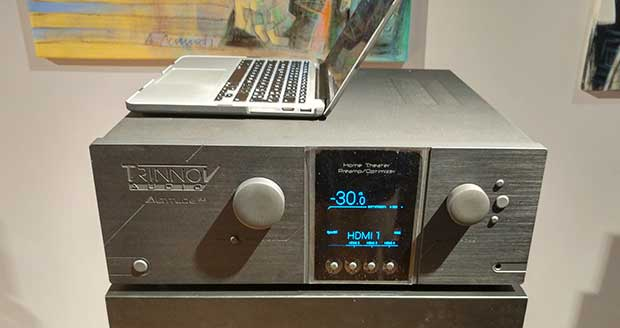 Trinnov art4 27 06 16 - Trinnov Altitude32: pre-processore audio-video iper evoluto