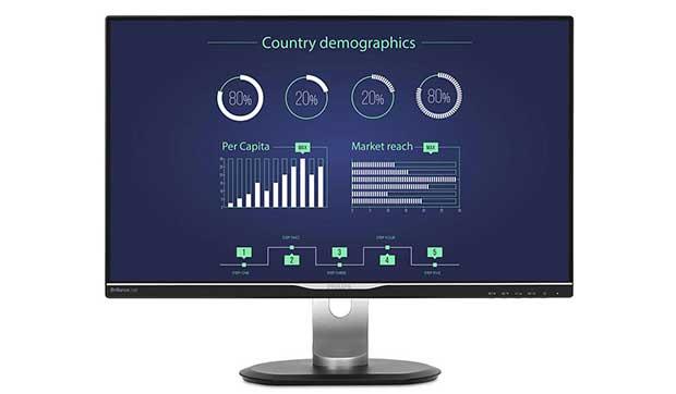 philips monitor usb c 2 07 06 16 - Philips 258B6QUEB: monitor PC Quad HD con USB Type-C