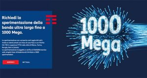 tim 1000mega 16 06 2016 300x160 - TIM 1000 Mega: fibra sperimentale a 1Gbps in cinque città