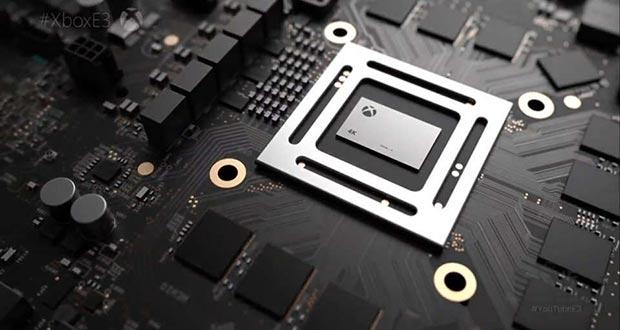 xbox scorpio 14 06 2016 - Microsoft: nuove console Xbox One S e Xbox Project Scorpio