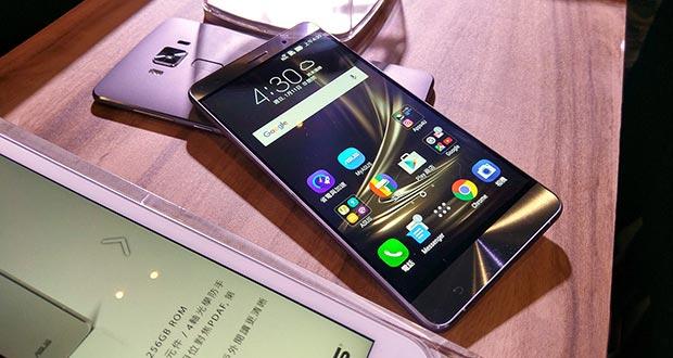 asus zenfone 3 deluxe 12 07 2016 - Asus ZenFone 3 Deluxe: primo smartphone con Snapdragon 821