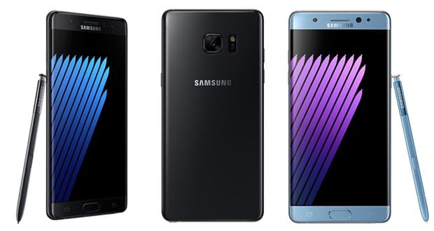 samsung note 7 09 08 2016 - Samsung Galaxy Note 7: phablet con scansione iride e HDR