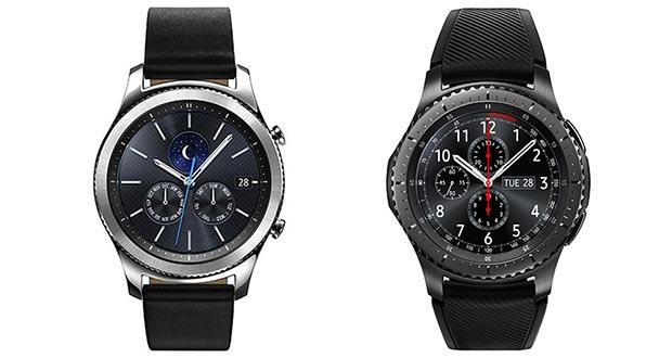 samsung gear s3 evi 02 09 2016 - Samsung Gear S3: smartwatch Tizen Super AMOLED