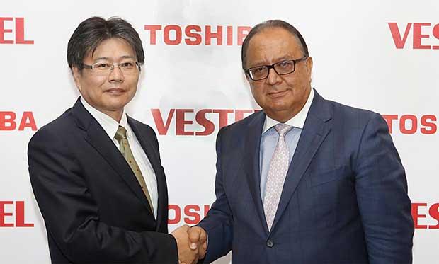 toshiba vestel 1 09 09 16 - Vestel riporta i TV Toshiba in Europa