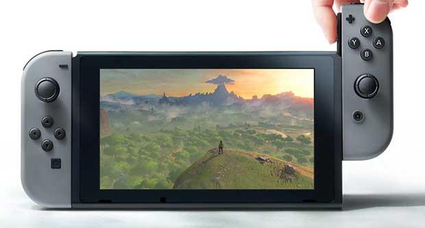 "nintendo switch 1 24 10 16 - Nintendo Switch: console ""ibrida"" con supporto Ultra HD 30fps"