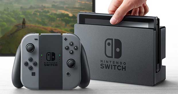 "nintendo switch evi 24 10 16 - Nintendo Switch: console ""ibrida"" con supporto Ultra HD 30fps"