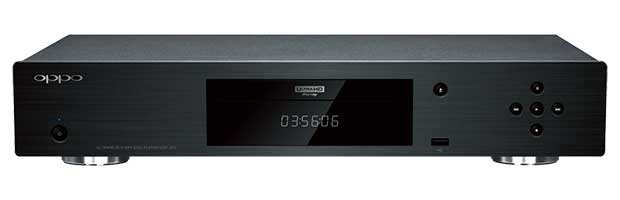 oppo udp 203eu 1 17 10 16 - Oppo UDP-203EU: lettore Ultra HD Blu-ray presto in arrivo