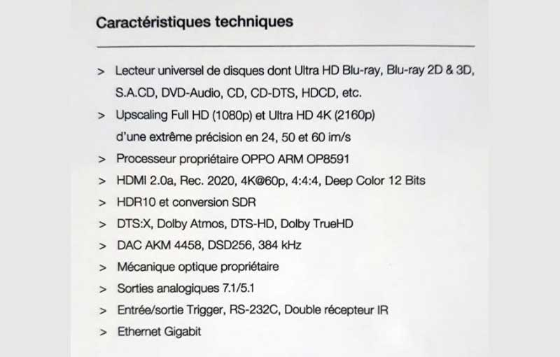 oppo udp 203eu 3 17 10 16 - Oppo UDP-203EU: lettore Ultra HD Blu-ray presto in arrivo