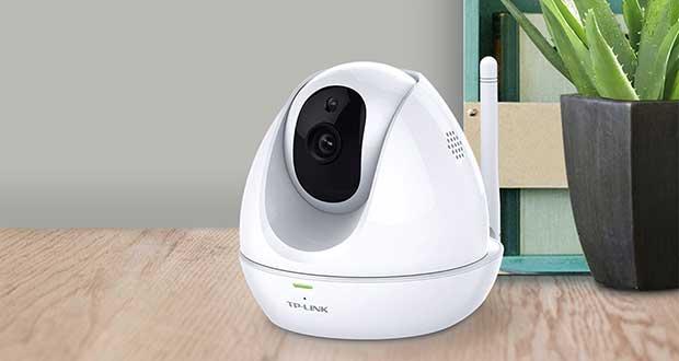"""tplink nc450 evi 25 10 16 - TP-Link NC450: telecamera cloud HD """"giorno/notte"""""""