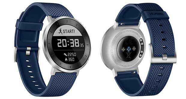 huawei fit evi 03 11 16 - Huawei FIT: orologio activity tracker