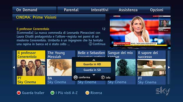 sky ondemand hd 2 07 12 16 - Sky: On Demand finalmente in HD... presto anche su Now TV