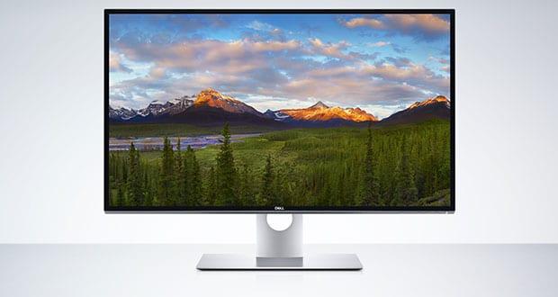 Dell UP3218K 1 10 01 17 - Dell UP3218K: monitor PC 8K in arrivo a fine marzo