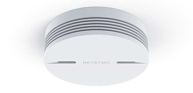 """Netatmo security 2 04 01 17 - Netatmo: Rilevatore di fumo e Allarme intrusione """"smart"""" in arrivo"""