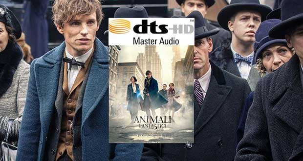 "animali fantastici lossless evi 30 01 17 - ""Animali Fantastici"" in Blu-ray e 4K con italiano lossless"