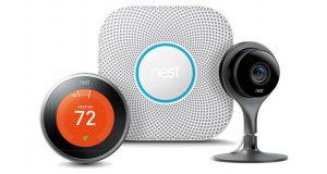 nest italia 16 01 17 300x160 - Nest: termostato, rilevatore di fumo e webcam anche in Italia