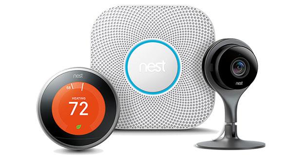 nest italia 16 01 17 - Nest: termostato, rilevatore di fumo e webcam anche in Italia