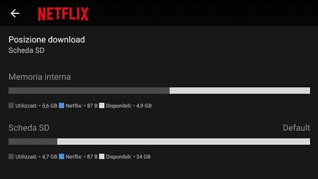 netflix offline microsd 1 27 01 17 - Netflix: film e serie TV scaricabili su mircoSD con Android