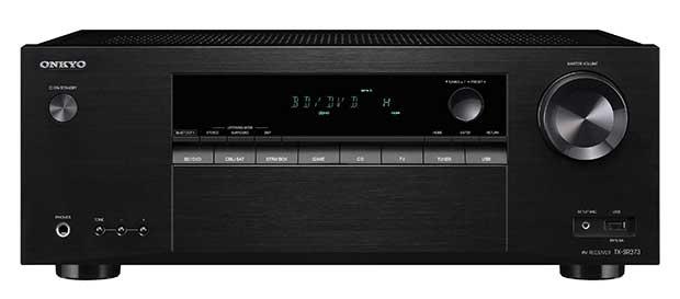 """onkyo tx sr373 1 19 01 17 - Onkyo TX-SR373: sinto-ampli 5.1 """"entry"""" con HDMI 4K e HDR"""